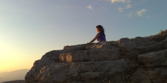 Meditation on Rock