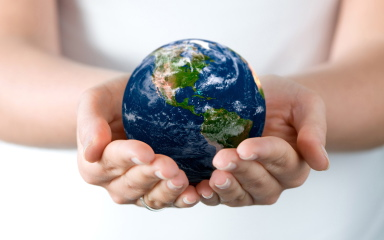 World in our Hands - small