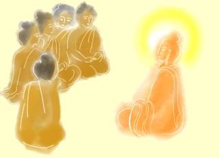 dans Noble Silence-Vipassana