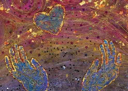 Healing Hands, Healing Heart by Marie Finnegan