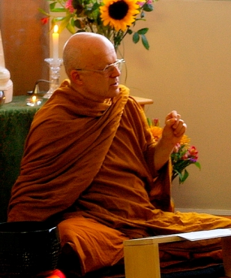 Thanissaro Bhikkhu Teaching