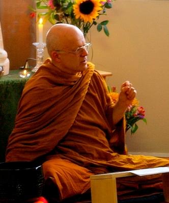 Thanissaro Bhikkhu Teaching
