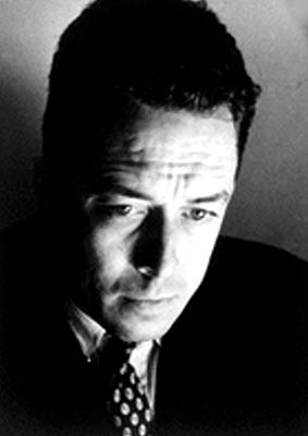 absurdity + camus + essay Much has been written about the french writer albert camus (1913-1960) he was, during his short time on the planet, neither a christian nor an atheist not even an.
