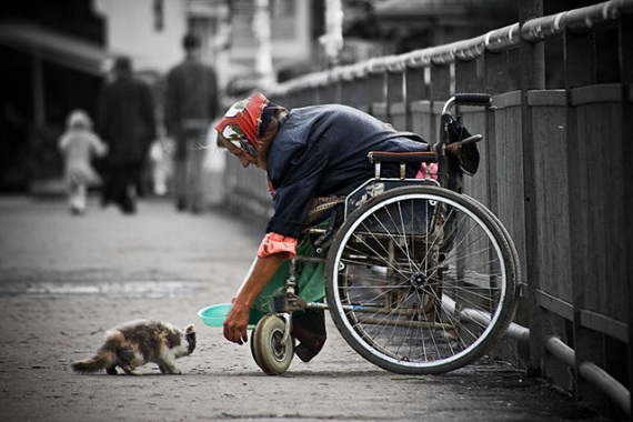 Giving and Compassion