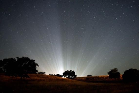Rays of Lovingkindness Light