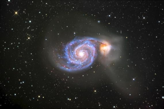M51 Galaxy