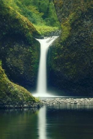 Healing Waterfall