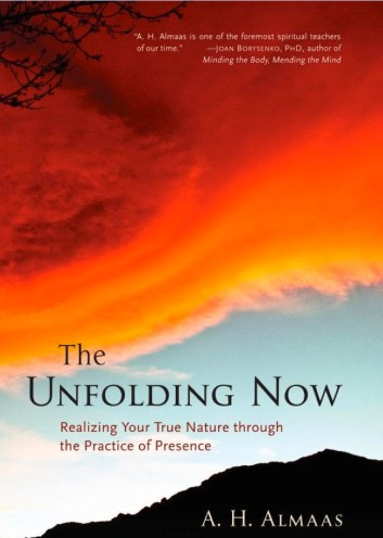 A. H. Almaas Unfolding Now Book