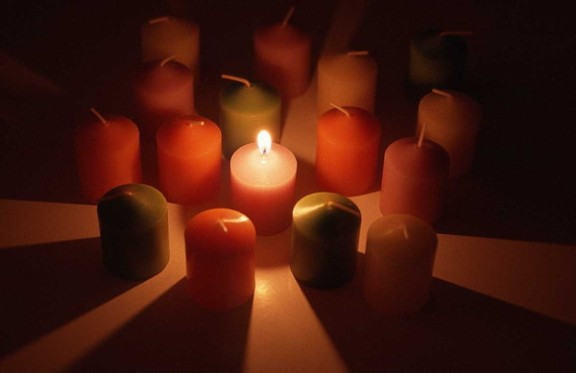 Candles - Be a Light to Others