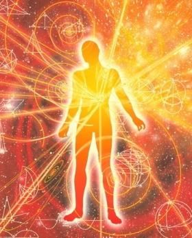 Cosmic Interbeing Quantum Buddha